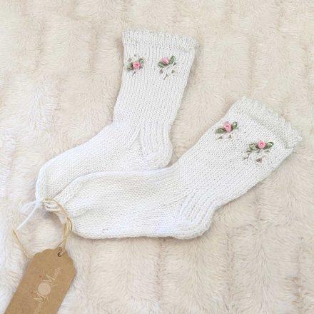 Mergaitiškos kojinės