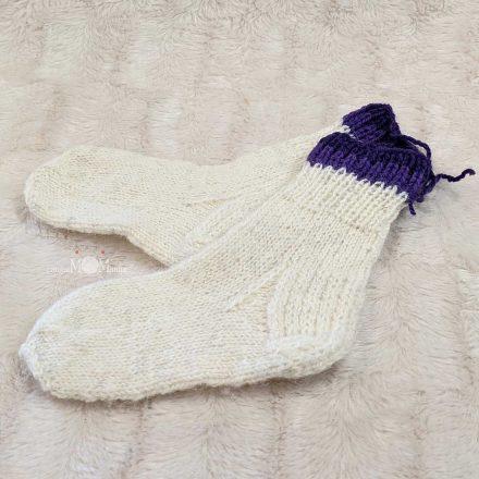 Vilnonės kojinės 25-26 d.