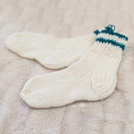 Vilnonės kojinės 26-28