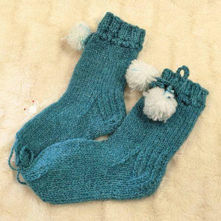 Vilnonės kojinės (27-28 d)