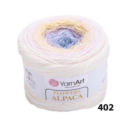 YARNART FLOWERS ALPACA 402