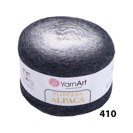 YARNART FLOWERS ALPACA 410