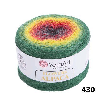 YARNART FLOWERS ALPACA 430