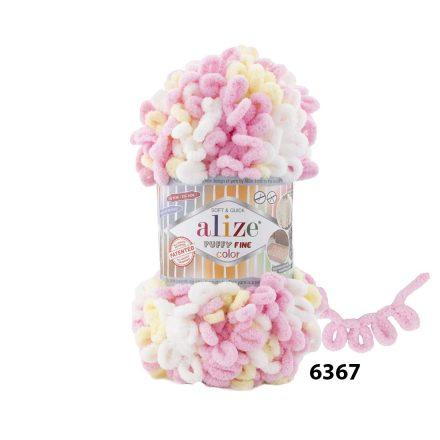 Alize Puffy Fine Color 6367
