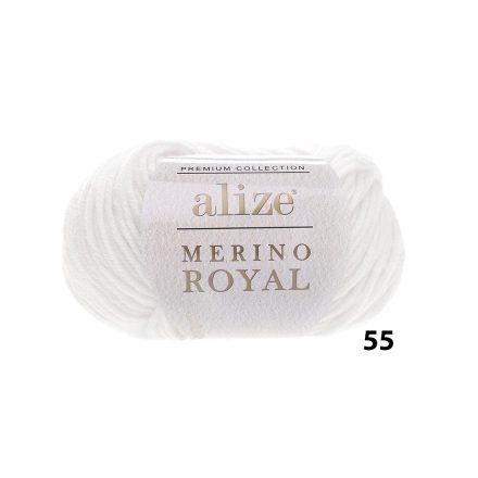 MERINO ROYAL_55_White
